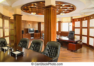 escritório executivo