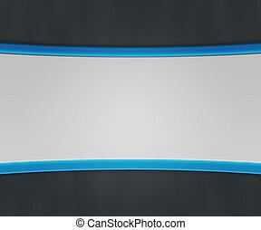 escuro azul, formas, fundo