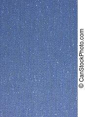 escuro azul, têxtil, cobertura, livro