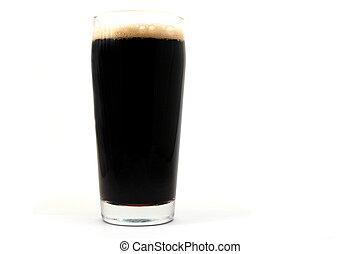 escuro, cerveja