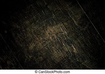escuro, madeira