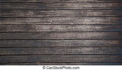 escuro, madeira, tileable, textura