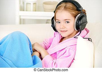 escutar música, clássico