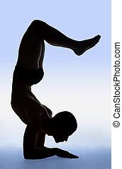 esercizio, yoga