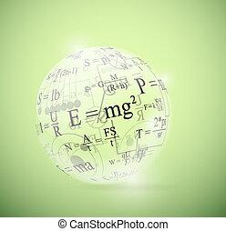 esfera, físico