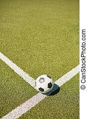 esfera football, campo