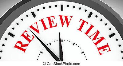 esfera, reloj, revisión, tiempo