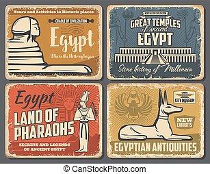 esfinge, el cairo, viaje, pirámides, señales, egipto