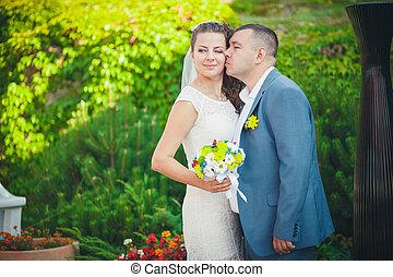 esküvő, dísztér