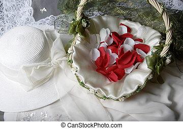 esküvő, egyezség