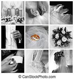 esküvő, fénykép