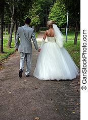 esküvő, puccs