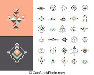 Esoteric, Alchemy, sacred geometry, tribal and Aztec, sacred...