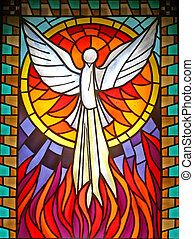 espíritu, santo