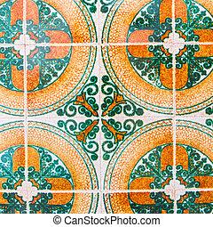 español, azulejo