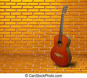 español, guitarra