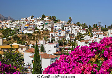 español, paisaje
