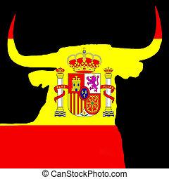 español, toro