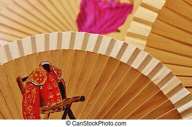 español, ventiladores