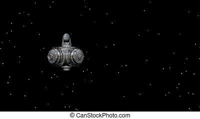 espace satélite