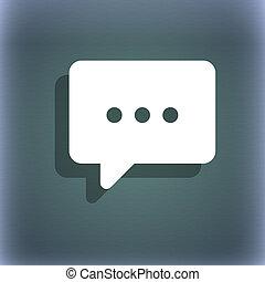 espace, texte, Symbole, bleu-vert, résumé, Pensées, fond, ombre, ton, nuage, icône