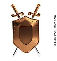 espadas, protector