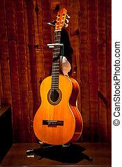 espagnol, guitare