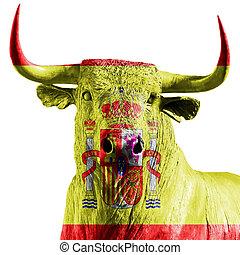 espagnol, taureau
