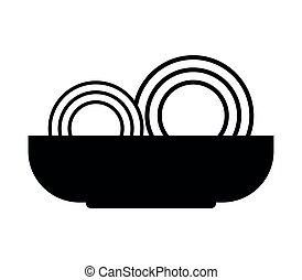 espaguetis, icono