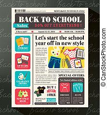 espalda, escuela, ventas, diario, estilo, promocional,...
