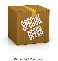 especiais, oferta