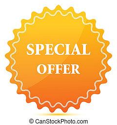 especiais, oferta, tag