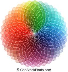 espectro, logotipo