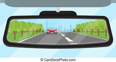 espelho carro