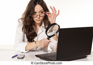 espion, travail