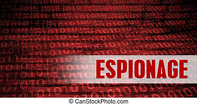 espionaje, seguridad, advertencia