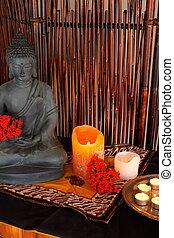espiritual, altar