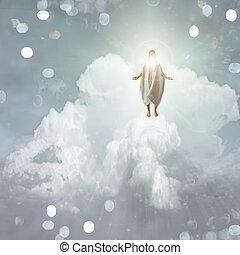 espiritual, luz