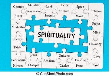 espiritualidad, concepto