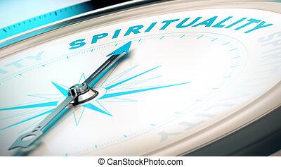 espiritualidade, maneira