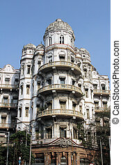 Esplanade mansions, Kolkata - Esplanade mansions built ...