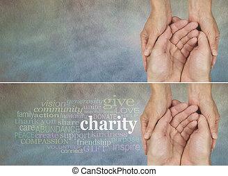 espoir, mains