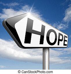 espoir, signe