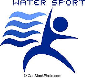 esporte água