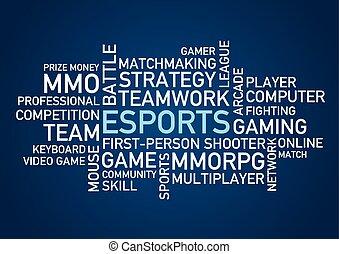 eSports words