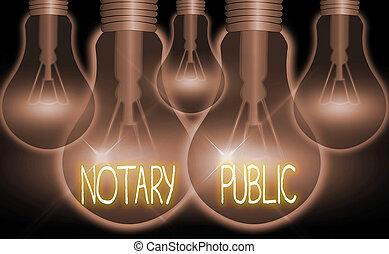 esposizione, autorizzazione, public., notary, contract., ...