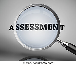 esposizione, valutazione, lente ingrandimento