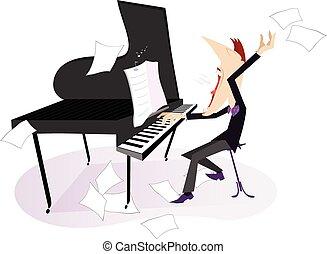 espressivo, compositore