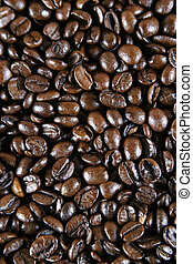 Espresso Coffee Beans - Coffee espresso bean detail ...