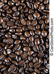 espresso, granos de café